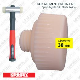 tkk529-3060-kennedy-kepala-palu-hard-nylon-hammer-38-mm