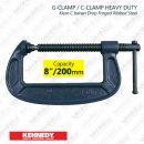 tkk539-2080-kennedy-c-clamp-heavy-duty-200mm