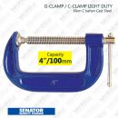 tse539-1040-senator-c-clamp-light-duty-100mm